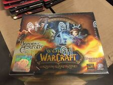 World Of Warcraft Heroes Of Azeroth 24 Count Booster Box For WoW TCG