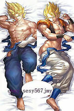 Anime Dakimakura  pillow case dragon ball z Goku Vegeta 150*50