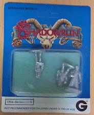 Grenadier Models Shadowrun - 1314 Deckers Pack (MiB, Sealed)