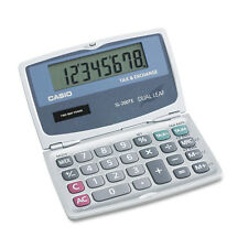 SL200TE Handheld Foldable Pocket Calculator, 8-Digit LCD