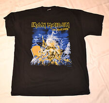 MUSIKSHIRT - IRON MAIDEN - LIVE AFTER DEATH - T-SHIRT - GRÖßE S - NEU