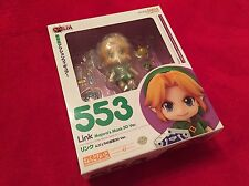 Legend Of Zelda Majora's Mask 3D Link Goodsmile #553 Limited Edition Figure