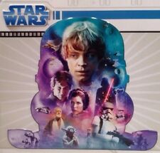 Milton Bradley Star Wars 500 Pieces Shape Puzzle In Collectible Tin New