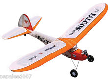 "Model Airplane Plans (FF): Vintage KeilKraft Falcon 96"" Wingspan (1949) FF or RC"