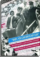 Baby You Can Drive My Car - UK Beatles Book & Tape by Alf Bicknell, Garry Marsh!
