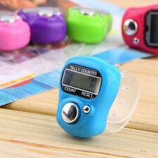 Stitch Marker And Row Finger Counter LCD Electronic Digital Tally Counter FH4