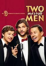 Two and a Half Men 09. Staffel 3. DvD Discs FSK 12 Neu+in Folie DvD @L2@