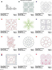 QUILTING LINES V.5 -  LD MACHINE EMBROIDERY DESIGNS