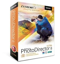 Cyberlink PhotoDirector 8 Ultra PTD-E800-RPU0-00