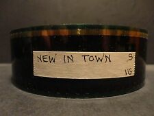 NEW IN TOWN 2009 35mm Trailer Collectible Cells SCOPE  2min  30secs Used