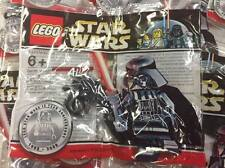 LEGO STAR WARS 4547551 CHROME DARTH VADER PROMOTIONAL POLYBAG SEALED BRAND NEW