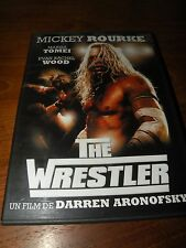 DVD   THE WRESLER  mickey rourke  langue française