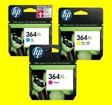 original HP 364XL SET Photosmart Plus B209c B210a B210c Premium C309a C309n NEU