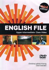 Oxford NEW ENGLISH FILE THIRD EDITION Upper-Intermediate Class Video DVD @NEW@