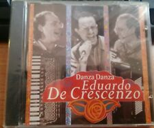EDUARDO DE CRESCENZO - DANZA DANZA - CD SIGILLATO (SEALED)