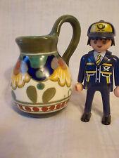 Art Deco Mini Keramik Vase GOUDA Zuid-Holland MADELEIN 8,5cm