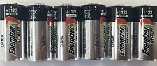 (Pack of 12) Energizer Lithium CR123 3V Photo Lithium Batteries Bulk EXP 2024