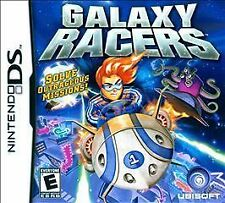 Galaxy Racers Nintendo DS DSI XL game NEW SEALED
