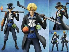 New Japanese Anime Figure Toy One Piece P.O.P Sabo Figurine 23cm