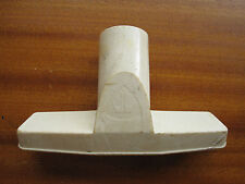 Vintage White 32mm Vacuum Cleaner Upholstery Tool, Hoover, Electrolux, Goblin?