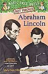 Magic Tree House Fact Tracker #25: Abraham Lincoln: A Nonfiction Compa-ExLibrary