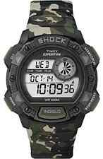 "Timex T49976, Men's ""Expedition"" Resin Watch, Shock Resistant, Indiglo, T499769J"