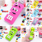 For iPhone iPod SAMSUNG 3D Cartoon Cute Rubber Silicone Mobile Phone Case Cover