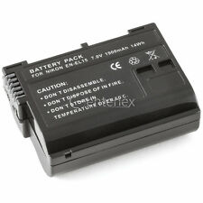 decoded Battery for Nikon 1 V1 ENEL15 EN-EL15 EN-EL15a D7000 1V1 D800 D800E D600