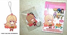 Shokugeki no Soma Food Wars Rubber Strap Girls Assorted Erina Nakiri Licensed
