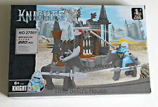 Ausini Castle Set #27501 Building Block Toy 220pcs Knight Dragon