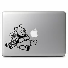 Cute Winnie The Pooh Piglet for Macbook Air/Pro Laptop Car Vinyl Decal Sticker