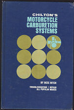 MOTORCYCLE CARBURETION SYSTEMS - RITCH  motor cycle carburetors   bt