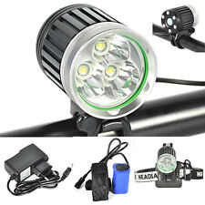 9000Lm LED Bicicletta Luce Faro Fanale Anteriore 3 X XM-L T6 LED Bicycle Torcia