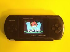 Plug n Play PVP 3000 Portable Color Game System 30+ Games Angry Birds Mario USA