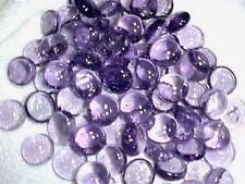 10 Lb 1000 Lavender Flat Glass Marbles Gems, Vase Fillers, Mosaic Tiles $21.88