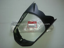 Honda MSX125 Headlight Cover Shroud Cowl BLACK 2012-2015 *Worldwide Tracking*