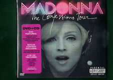 MADONNA - THE CONFESSIONS TOUR DVD + CD DIGIPACK NUOVO SIGILLATO