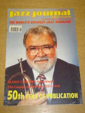 JAZZ JOURNAL INTERNATIONAL VOL 50 #10 1997 OCTOBER BUDDY CHILDERS TED LEWIS