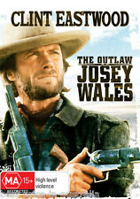 The Outlaw JOSEY WALES DVD CLINT EASTWOOD TOP 500 MOVIES BRAND NEW R4