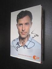 39435 Philipp Langenegger Musik Film TV original signierte Autogrammkarte