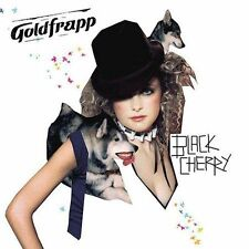 Black Cherry Goldfrapp Audio CD