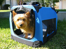New listing Small Cat Dog Pet Soft-Sided Crate/Carrier/Kennel 9002M-164