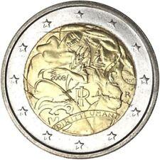 manueduc  2 Euros ITALIA 2008 DECLARA DERECHOS HUMANOS NUEVOS