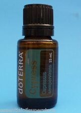 doTERRA Cypress Essential Oil 15ML -  Factory Sealed Bottle, FREE SHIPPING
