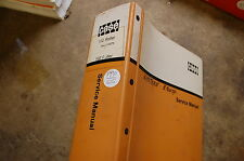 CASE 102 Roller Vibrating Compactor Service Repair Manual book shop overhaul