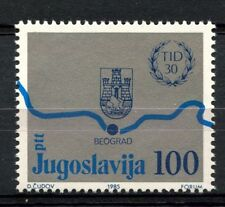 Yugoslavia 1985 Regatta Course MNH Stamp From M/S #A33173