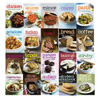 100 Everyday Recipes Love Food Cookery 20 Books Collection Set