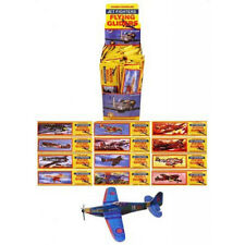 12 Flying Glider Planes Aeroplane Party Fillers Childrens Kids Toys Game