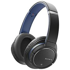 SONY MDR-ZX770BN/L Noise Cancelling Headphones Wireless Bluetooth Blue Japan