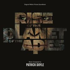 Rise Of The Planet Of The Apes - Patrick  (2011, CD NEUF) Music BY Patrick Doyle
